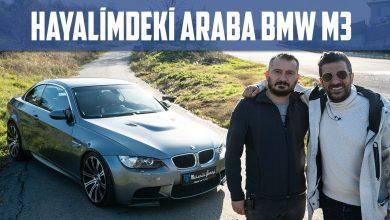 Photo of Hayallerimin Arabası BMW M3