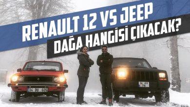 Photo of Renault 12 Toros vs Jeep | Hangisi Dağın Zirvesine Çıkabilecek?