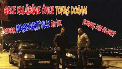 Photo of Gece Kulübüne Önce Tofaş Doğan Sonra Maserati'yle Gittik