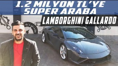 Photo of 1.2 Milyon TL'ye Süper Araba | Lamborghini Gallardo
