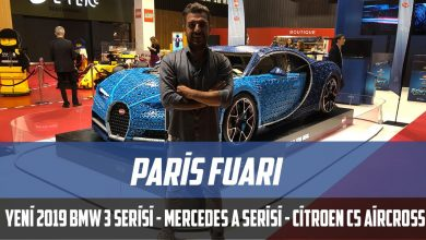 Photo of Yeni 2019 BMW 3 Serisi | Mercedes A Sedan | Citroen C5 Aircross