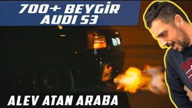 Photo of 700+ Beygirlik Audi S3 | Alev Atan Araba
