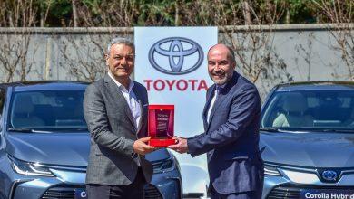 Photo of Toyota tarihinin en büyük filo satışına Corolla Hybrid ile imza attı