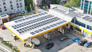 Photo of Shell & Turcas güneş enerjisi kullanan ilk istasyonunu Ankara'da açtı