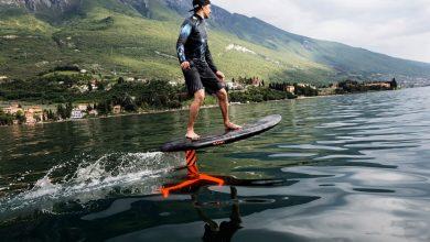 Photo of Audi'den elektrikli sörf tahtası: Audi e-foil