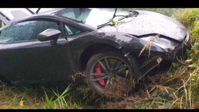 Photo of Rusya'da ünlü kaporta ustası Lamborghini onarıyor
