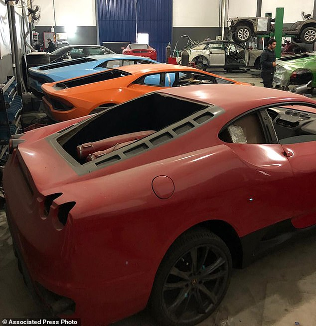 Lamborghini ve Ferrari
