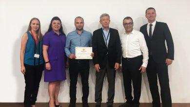 Photo of Alışan Lojistik bir ödül de Shell'den aldı