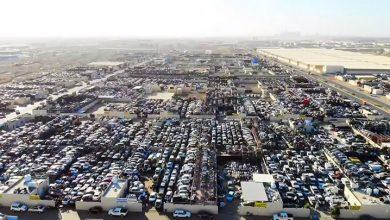 Photo of Dubai'de bir süper otomobil mezarlığı!