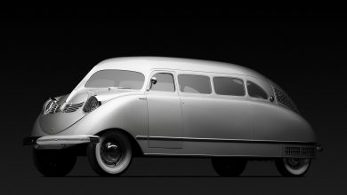 Photo of En havalı minivan: 1936 Stout Scarab