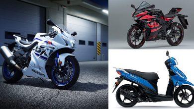 Photo of Suzuki Motosiklet, Ağustos ayına özel fırsatlar sunuyor