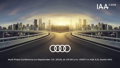 Photo of Audi, Frankfurt Fuarı'nda iki dünya lansmanı yapacak