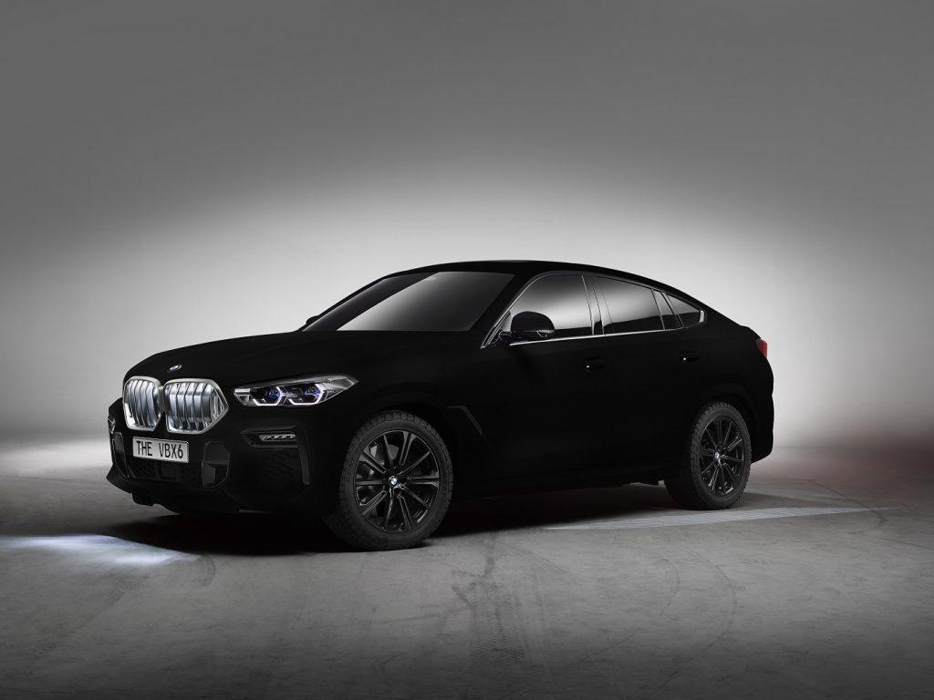 BMW Concept 4 ve Yeni BMW X6