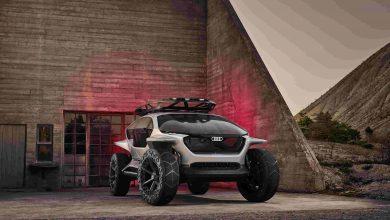 Photo of Audi'den elektrikli ve otonom off-road aracı AI: TRAIL