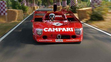 Photo of Efsane yarış modeli Alfa Romeo 33 TT 12!