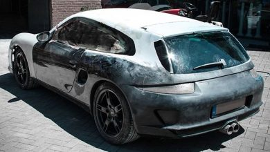 Photo of Porsche Boxster'dan Shooting Brake olur mu?