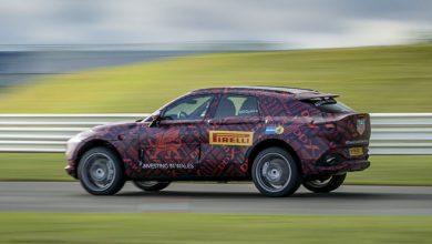 Photo of İngiliz üreticinin tarihindeki İlk SUV Aston Martin DBX