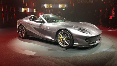 Photo of En güçlü üstü açık otomobil tanıtıldı: Ferrari 812 GTS