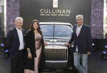 Photo of Rolls-Royce Cullinan özel bir davetle tanıtıldı