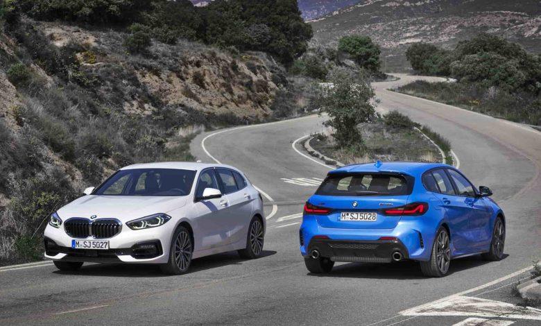 Yeni BMW 1 Serisi