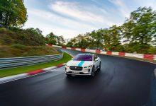 Photo of Nürburgring'in ilk elektrikli süper taksisi, Jaguar I-Pace