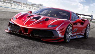 Photo of Ferrari 488 Challenge Evo için özel tasarım Pirelli lastikler