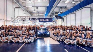 Photo of 100 bininci Maserati Ghibli üretildi!