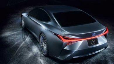 Photo of Lexus 100 elektrikli konsept aracını Tokyo'da sergiliyor