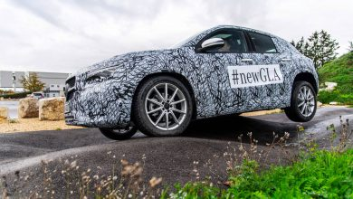 Photo of 2020 Mercedes-Benz GLA ortaya çıkmaya başladı