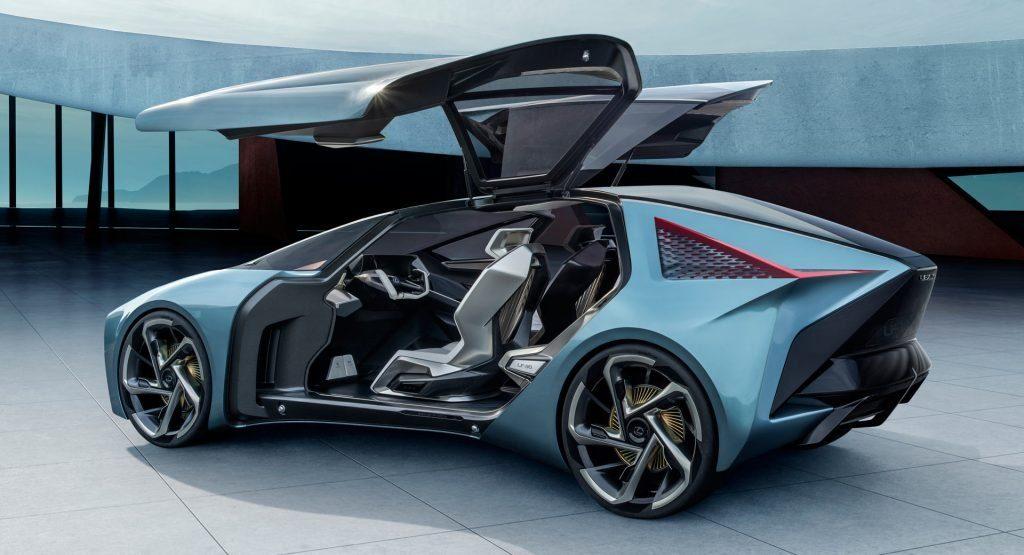 Lexus Electric konsept