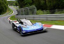 """Photo of Volkswagen ID.R """"Yılın Elektrikli Yarış Otomobili"""" seçildi"""