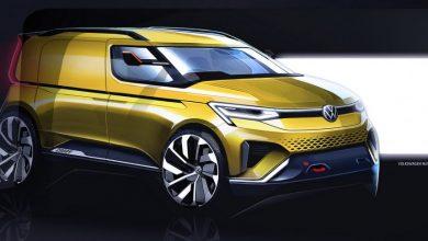 Photo of 2020 Volkswagen Caddy, yüzünü göstermeye başladı