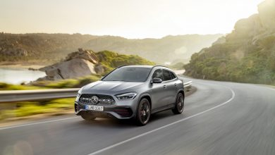 Photo of 2020 Mercedes-Benz GLA yüzünü gösterdi