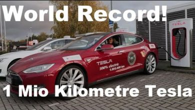 Photo of 1 milyon kilometre yapan Tesla Model S P85