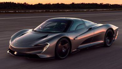 Photo of McLaren Speedtail, 400 km/s'nin üzerine çıktı