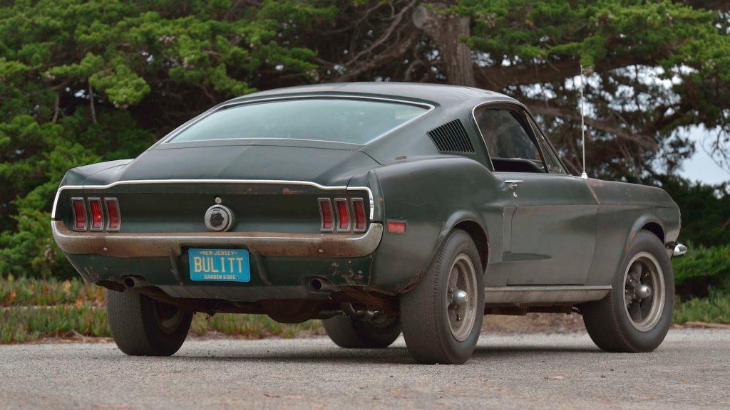 1968 Mustang Bullit
