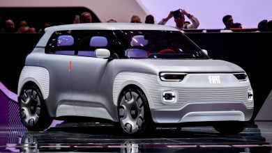 Photo of Fiat Concept Centoventi, CES 2020'de sergilendi