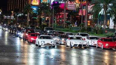 Photo of Toyota Supra meraklıları Vegas'ta toplandı