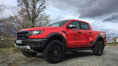 Photo of Ford Ranger Raptor
