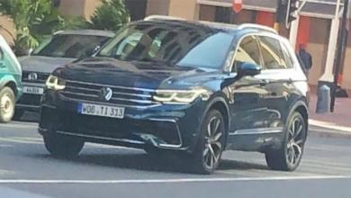 Photo of Makyajlı 2021 Volkswagen Tiguan görüntülendi