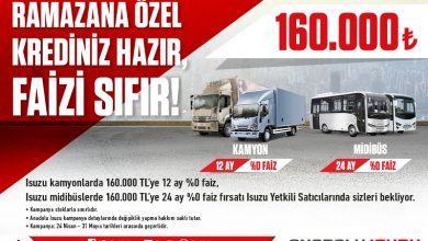 Photo of Anadolu Isuzu, ramazanda sıfır faiz kampanyası sunuyor