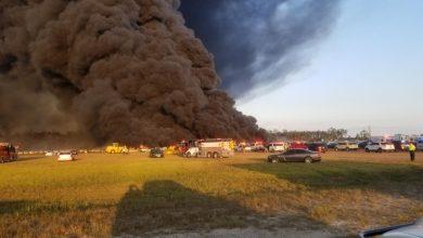 Photo of 3.500 kiralık araç Florida'da kül oldu