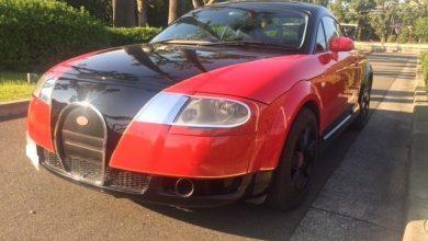 Photo of Bu Audi TT kendini Bugatti Veyron zannediyor