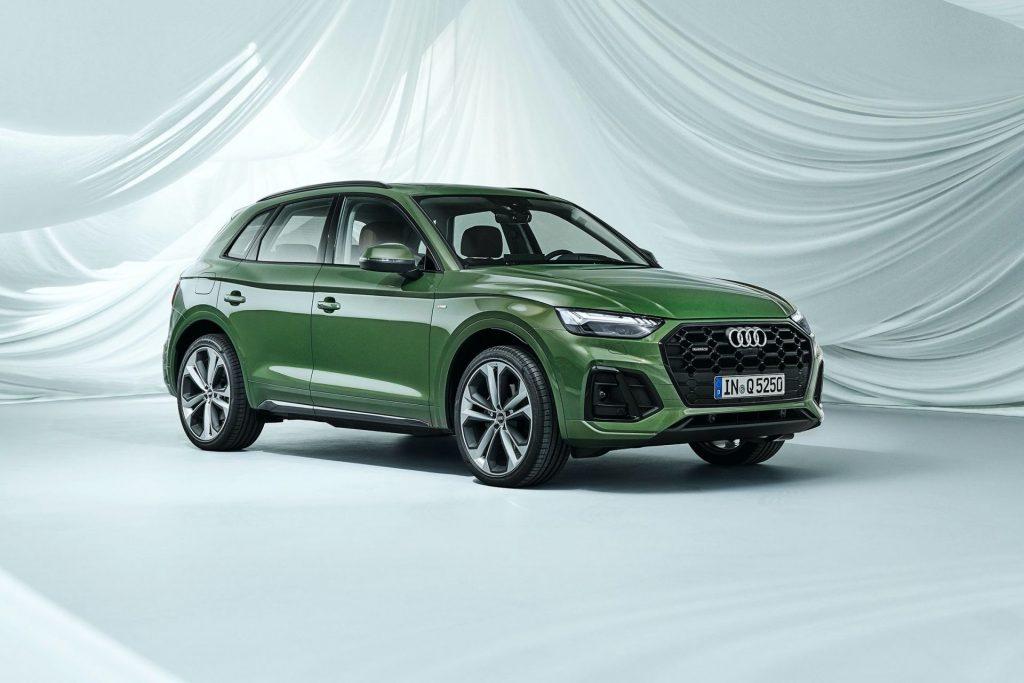 2021 Audi Q5 daha keskin çizgilerle geldi - Doğan Kabak