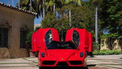 Photo of İnternet üzerinden satılan en pahalı otomobil