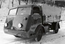 Photo of İşte Skoda'nın ilk elektrikli aracı: 1939 Beer Truck