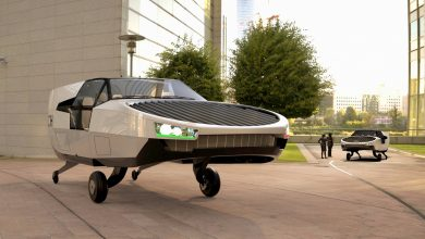 Photo of Hidrojen yakıtlı uçan taksi:  Urban Aero CityHawk