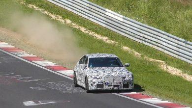 Photo of 2021 BMW M3 ve M4 Nürburgring'de yanlamaya başladı