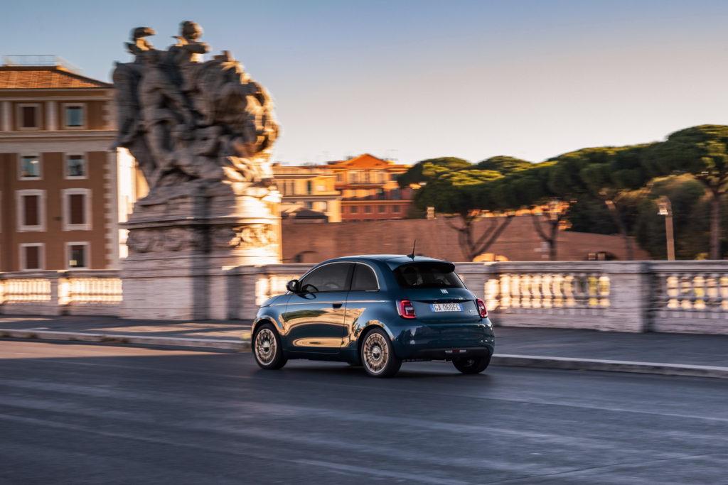 Fiat 500 içten yanmalı motorlara veda