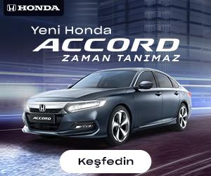 Yeni Honda Accord